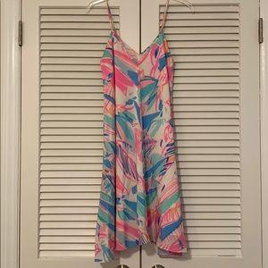 Lily Pulitzer tank swing dress
